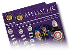 Medallic 2017 Catalog