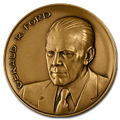 Gerald Ford Presidential Inauguration Medal