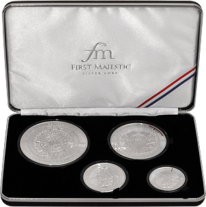 Leatherette Multi Medal Case