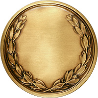 Gaines Wreath Medal