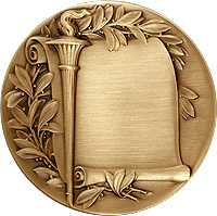 Torch & Scroll Medal