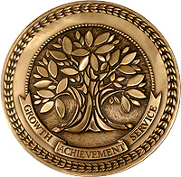 Tree of Life Medal